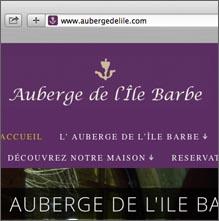 Auberge de l'ile Barbe